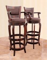 swivel bar chairs. Exellent Chairs Solid Wood Swivel Bar Stools And Swivel Bar Chairs E