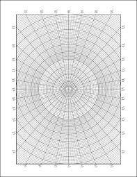 Polar Bear Math Printable Polar Graph Paper