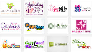 Office Logo Gifts Gift And Souvenir Shop Logo Tips Zillion Designs