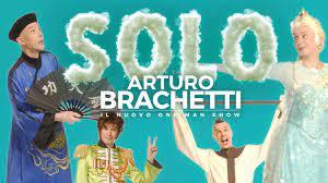 SOLO - Arturo Brachetti - The new one man show (Promo 2017) - YouTube