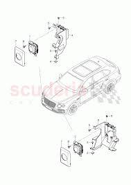Radar sensor for vehicles with adaptive cruise control 'acc'