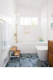 20 Bathroom Floors That Make A Bold Statement