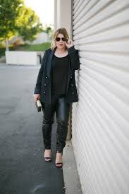 balmain inspired stylemsamira ootd los angeles what to wear to a fashion