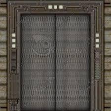 Sci Fi Door Texture M2 M3 Sci Fi Door Texture Nongzico