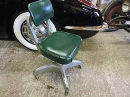 industrial style office chair. Vintage Industrial Style Office Desk Chair