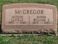 Lucille Kirk McGregor (1882-1940) - Find A Grave Memorial