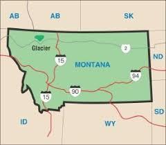 「1910 – Glacier National Park map」の画像検索結果