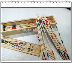 Game With Wooden Sticks Hot Famous In Wooden Stick Box Toys Board Game For Kids Pick Up 3