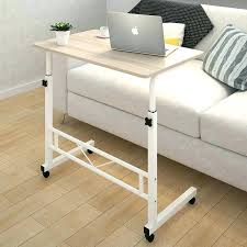 computer desk tables sofa computer tables adjule portable sofa bed side table laptop desk with wheels