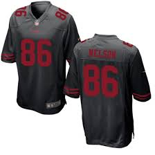 Jerseys Shop Jersey 49ers Apparel Kyle Nelson -