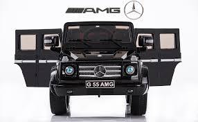 G Electric Magic Carsar Big Seater Mercedes Remote Control Electric Ride On