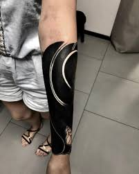 Black Work Tattoo смотри забито черная татуировка татуировки и