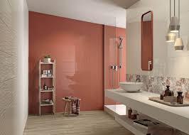 Fliesen Orange Badezimmer Marazzi