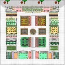 how to create a kitchen garden potager