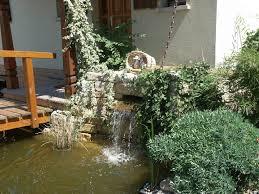 Cascade jardin