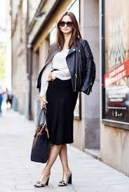 history of the leather jacket street style 5
