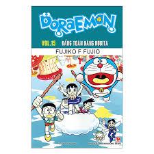 Doraemon Tập 15: Đấng Toàn Năng Nobita (Tái Bản 2019)   Nhà sách Fahasa