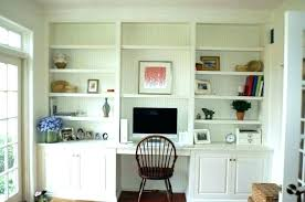 bookcase with desk built in wall unit bookcases mahogany units plans and shelves