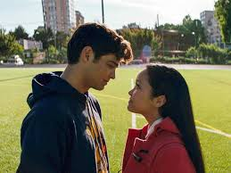 I ended up finishing the. All About To All The Boys I Ve Loved Before P S I Still Love You Film Daily