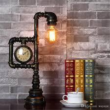 cheap vintage lighting. metal vintage lighting retro lamp base holder one head loft industrial pipe lights edison led light online with cheap d