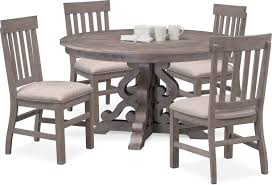 Marvelous Round Kitchen Table On Charthouse Dining And 4 Side Chairs