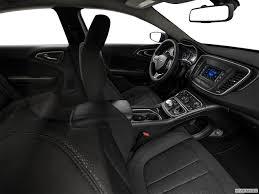 2015 chrysler 200 limited interior. 2015 chrysler 200 limited fwd sedan fake buck shot interior from passenger b pillar