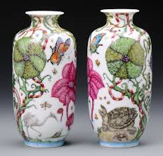 the new york ceramics fair bacchistas american scenery contemporary ceramics ferrin contemporary