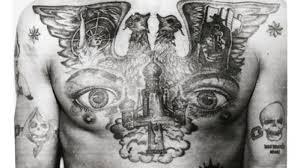 Jaký má vlastně tetování význam? 12 Drsnych Tetovani Ruskych Kriminalniku I S Vysvetlivkami G Cz