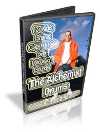 the alchemist samples and drums kit