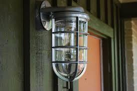 Mid Century Modern Outdoor Lighting - Wall mounted exterior lights