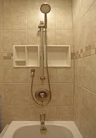 bathroom shampoo soap shelf dish shower niche recessed tile