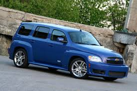 All Chevy blue chevy hhr : Review: 2008 Chevy HHR SS Photo Gallery - Autoblog
