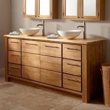 rustic gray bathroom vanities. Rustic Design Is Very Ounced In This Bathroom Floating Rectangular Vanity With Marble Table Top Three Gray Vanities 1