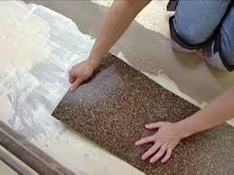 Terrazzo Kitchen Floor How To Lay Terrazzo Floor Tile How Tos Diy