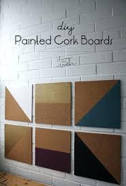 decorative cork wall tiles painted cork board white cork and black frame decorative cork wall tiles