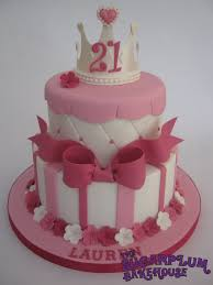 10 2 Tier Birthday Cakes For Women Photo 2 Tier Birthday Cake With