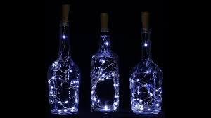 Usb Rechargeable Bottle Lights Usb Powered Led Wine Bottle Cork Lights