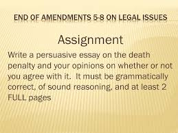 persuasive essay topics death penalty custom writing at  essay about capital punishment persuasive essay on pro capital punishment essay topics how to cite a segalwl silence of the lambs essay ozymandias essay