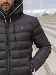 Mens Designer Padded Jacket Eto Designer Mens Khaki Puffer Jacket Style Mirage