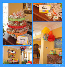 Sesame Street Bedroom Decorations Sesame Street 2nd Birthday Party Wivesunscripted