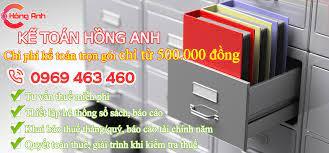 Dịch vụ kế toán thuế trọn gói tại Hải Phòng - Kế Toán Hồng Anh