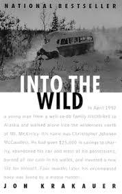 Chris Mccandless Diary Into The Wild Book Wikipedia