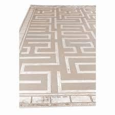 exquisite rugs metro velvet beige new zealand wool and viscose rug 12 x 15 free