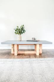 This easy to build diy outdoor coffee table looks even better than the west elm inspiration piece! 21 Unique Diy Coffee Tables Ideas And Plans The House Of Wood