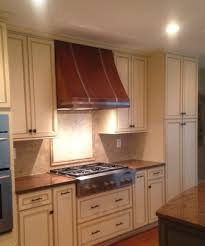 white traditional kitchen copper. French Country Copper Range Hood Handcrafted In USA By White Kitchen Traditional N