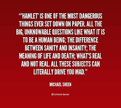 Hamlet Famous Quotes Explained Daily Inspiration Quotes