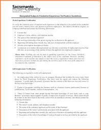 8 Self Employment Verification Letter Sales Intro Letter