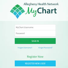 Wheaton My Chart Login Www Mychart Ahn Org Allegheny Health Mychart Login