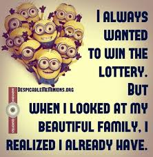 Beautiful Quotes On Family Best Of Joke For Wednesday 24 July 24 From Site Minion Quotes My