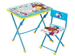 НИКА Набор детской складной мебели WINX 2 Азбука В3А ...